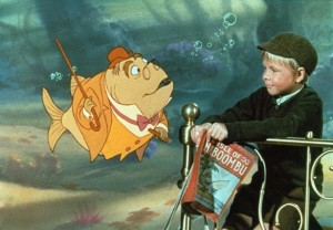 Still from Bedknobs and Broomsticks