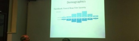 Using Twitter for community cinemas and film societies