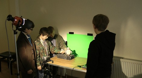 Picture of animation workshop