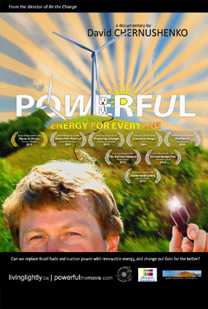 Poster for Powerful