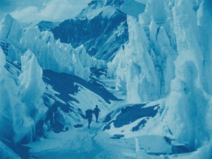 Still from The Epic of Everest