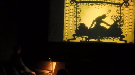 Performing Prince Achmed