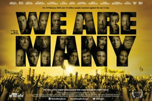 Poster for We Are Many