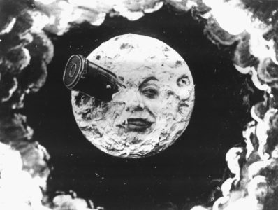 Still from The Voyage to the Moon