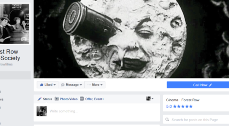 Using Facebook for engagement and promoting film events