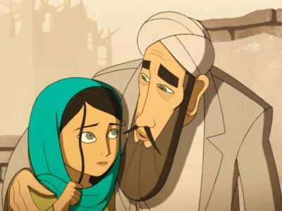 Still from The Breadwinner