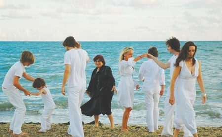 Still from The Beaches of Agnès